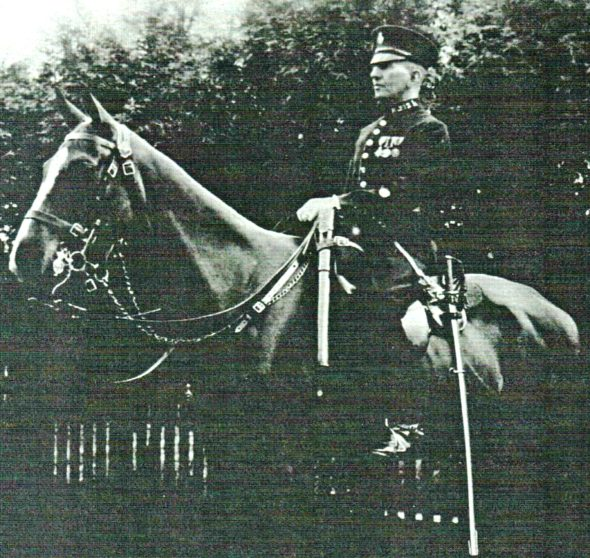 Samuel John Lamberth | Herts Police Historical Society