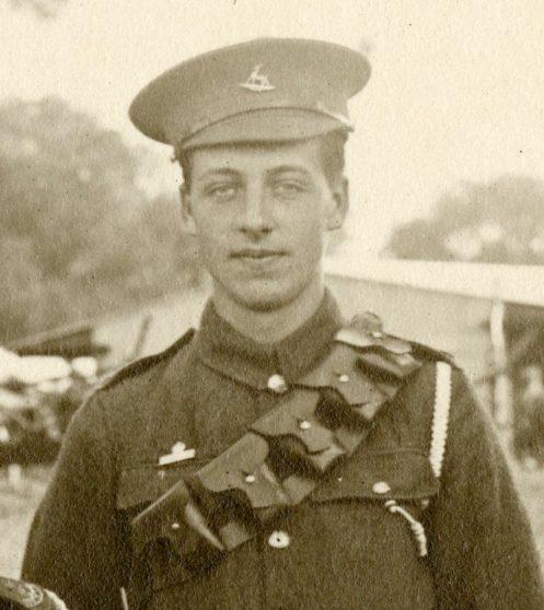 Albert Thomas Day 1915 | Herts Police Historical Society