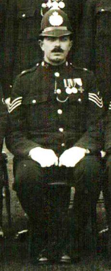 Charles Luke Hallett 1926 | Herts Poice Historical Society