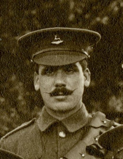 Daniel Ernest Cattermole 1915 | Herts Police Historical Society