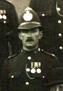 Edmond John Bennett c.1926 | Herts Police Historical Society