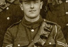 Perry, Frederick William Edward, 121, Police Constable, Sergeant.