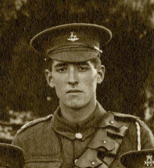 George Henry Sirett 1915 | Herts Police Historical Society