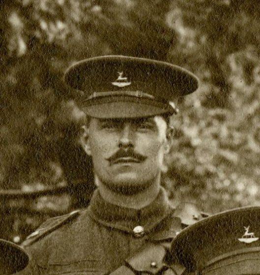 Henry Mortimer Armitage 1915