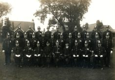 St. Albans City Police Soldiers