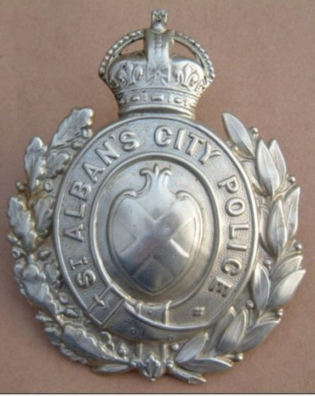 A Few Facts About Policing St Albans City During The Great War
