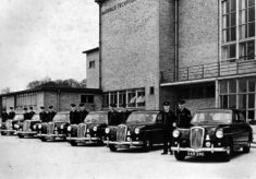 Wolseley 6/90 Area Cars, 1954 - 1959