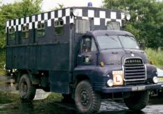 Forward Command Vehicles