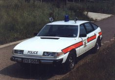 Rover SD1 Traffic Cars