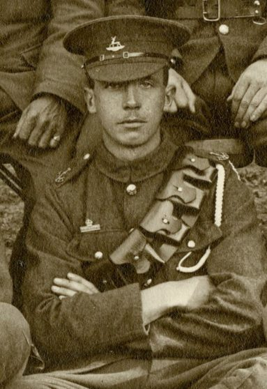 George Alfred Allen 1915 | Herts Police Historical Society