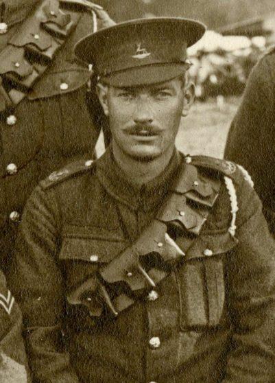 Hermon Rowlingson 1915   Herts Police Hiistorical Society
