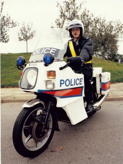Norton Interpol 2 motorcyle   Paul Watts