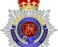 The Royal Army Service Corps