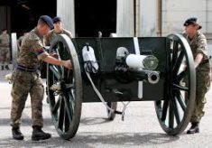 The Artillery Men