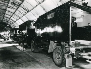 Mill Green Workshop | Herts Police Historical Society