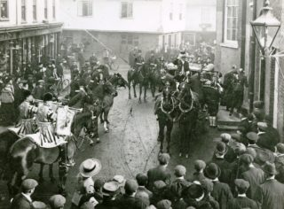 Hertford Assizes 1910 | Herts Police Historical Society