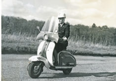 Lambretta Scooter - 849KAR
