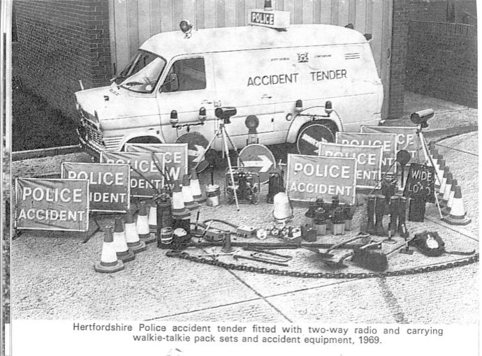 Accident Tender 1969