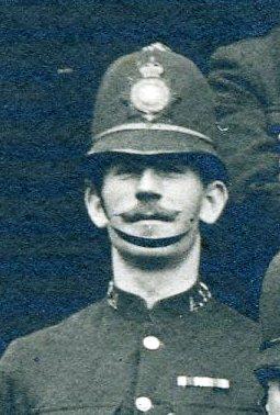 Albert Charles Emery 1919 Luton Riot Duty | Herts Police Historical Society