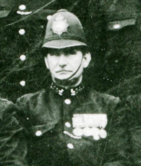 Francis Leonard Bolter PC 34   Herts Police Historical Society