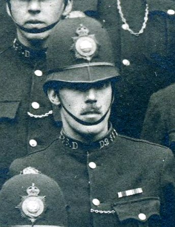 George John William Rolls 1919 Luton Riot Duty | Herts Police Historical Society