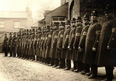 Hertfordshire Police Section B Army Reservists