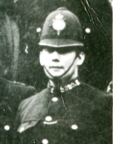 PC 320 William Charles Collett | Herts Police Historical Society
