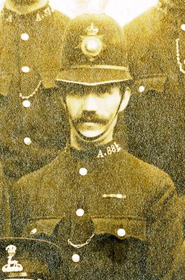 PC 88 Herbert William Gray | Herts Police Historical Society