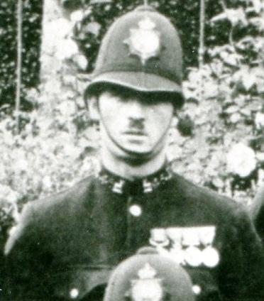 Alfred Skeggs PC 46   Herts Police Historical Society