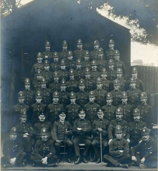 Hertford County Constabulary Assist With Quelling Rioters | Herts Police Historical Society