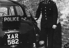 Ivan Judd Police Cadet at Ware