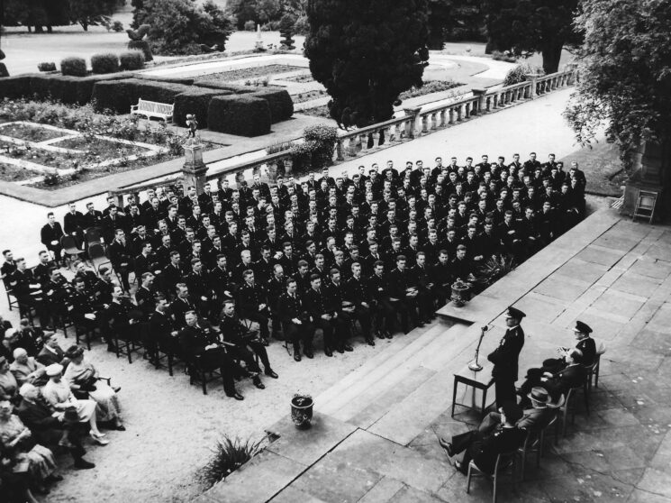 Eynsham Hall Passing Out Speeches August 1958 | Ivan Judd