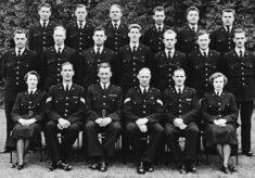 Ivan Judd Police Headquarters Hatfield 1958
