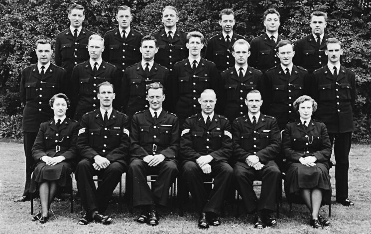 Local Procedure Course Police Headquarters Hatfield September 1958 | Ivan Judd