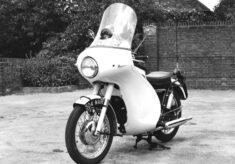 Ivan Judd Police Motorcyclist