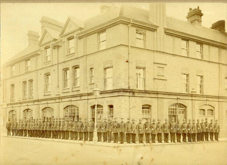 Police Station King Street, Watford