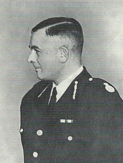 Chief Constable Sydney Maurice Ewart Fairman | Herts Police Historical Society