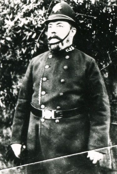 PC 5 John Silas Creasy Appointed 1875 | Herts Police Historical Society