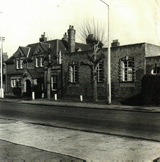 Hatfield Headquarters
