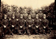 Headquarters Hatfield Probationers March 1919
