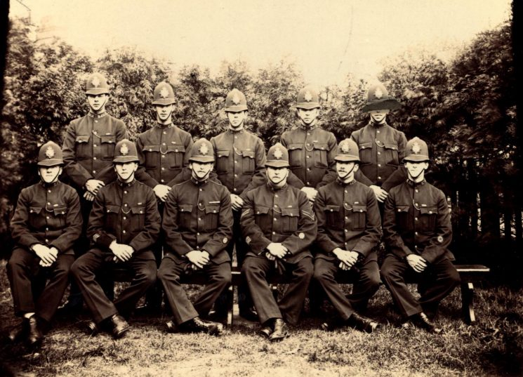 Class 14 of 1919 | Herts Police Historical Society