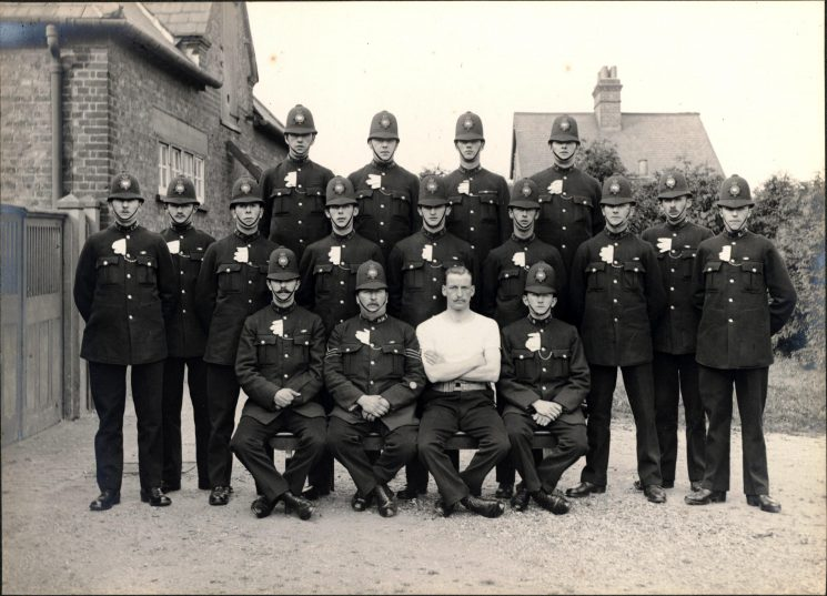 Class 15 of 1919 | Herts Police Historical Society