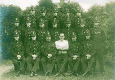Headquarters Hatfield Probationers July 1919