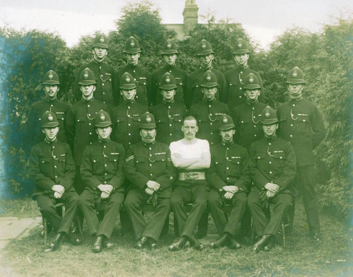 Class 16 of 1919 | Herts Police Historical Society