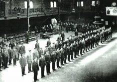 1909 Watford Police Charity Fund Raising Event.