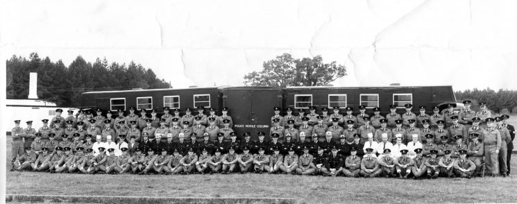 Hertfordshire Police Mobile Column