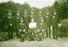 Headquarters Hatfield Probationers May 1920