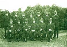 Headquarters Hatfield Probationers October 1920