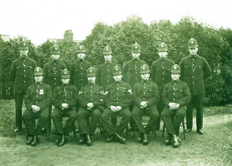 Class 20 of 1920 | Herts Police Historical Society