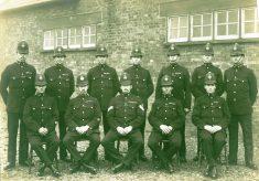 Headquarters Hatfield Probationers August 1921